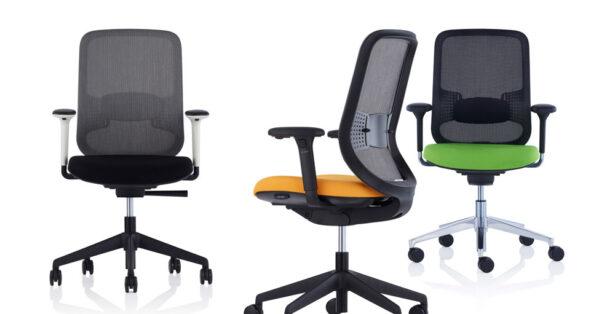 Orangebox office task seating