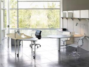 Partners office furniture range