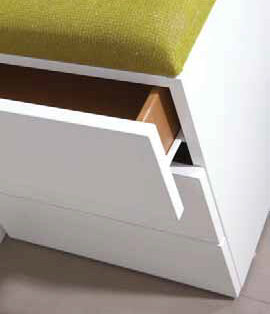 Eclipse residential furniture range