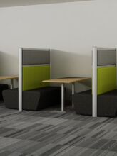 Panel meeting pods