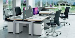 Elements height adjustable desking