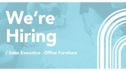 Now hiring - Sales executive