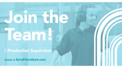 Now hiring - Product Supervisor